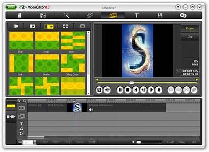 Editor Honestech Screenshot Transition Softpedia Windows Screenshots
