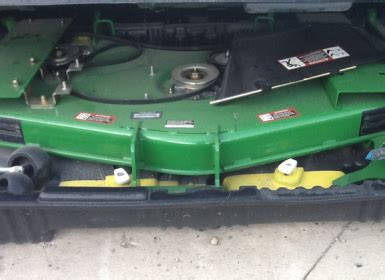 Deere 1025r Mower Deck Height Adjustment by Deere 60d Parts Attachments For Sale New Used