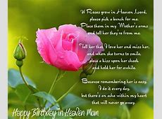 Happy Birthday in Heaven Mom Kathleen's Butterflies
