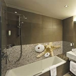 Nouveau panneaux muraux pour renovation de carrelage de for Salle de bain design avec panneaux décoratifs muraux