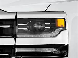 Image  2017 Chevrolet Silverado 1500 2wd Crew Cab 143 5 U0026quot  High Country Headlight  Size  1024 X