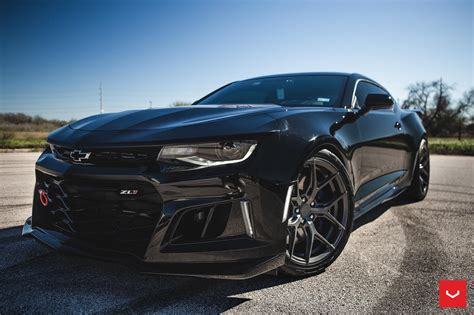 Wheel Front | Aftermarket Wheels Gallery - Chevrolet Camaro