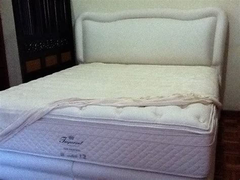 king koil mattress with the bed frame osim umedic