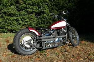 2003 Yamaha V Star 650 Custom Bobber Chopper Motorcycle