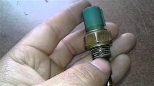 Prueba Sensor De Temperatura  Ect  Honda D Series