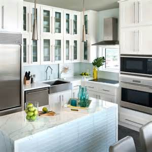 kitchen decorating ideas with accents cabinets to go