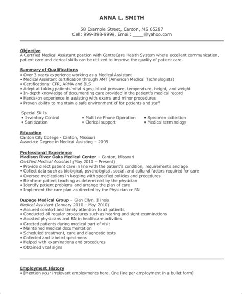 assistant resume objective statement 28 images sle