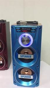2017 New Made In China Bt Portable Wooden Power Amplifier
