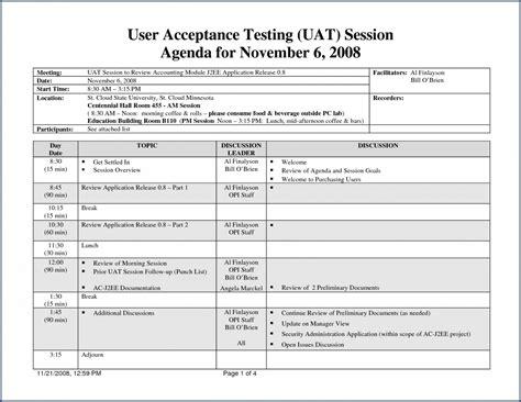 printable uat checklist template checklist templates