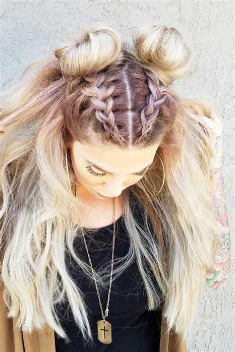cute  creative dutch braid ideas hair colors