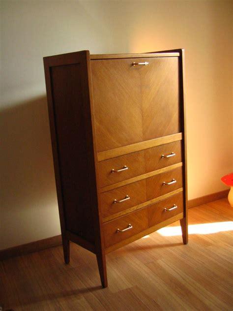 meuble secretaire annees   mobilier de salon petit