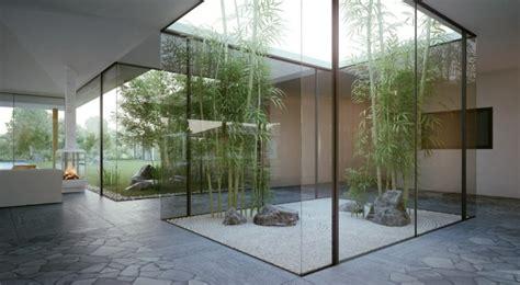 Los Elementos Más Usados En Jardines Interiores