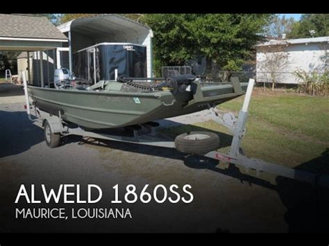 Alweld Boats Youtube by Unavailable Used 2014 Alweld 1860ss In Maurice
