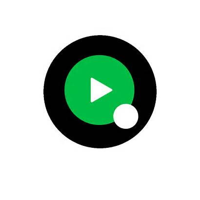 Button Play Shuffle Spotify Ios Android Yang