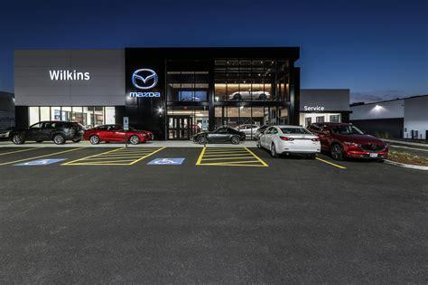 wilkins mazda custom facilities