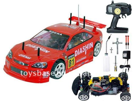 10 One-speed Nitro Remote Control Cars For Adults