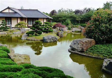 Japanischer Garten by Japanischer Garten Offene G 228 Rten Region Weser Ems