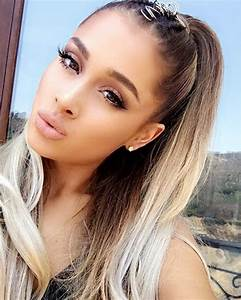 Ariana Grande's Birthday Hair — Signature Ponytail With A ...