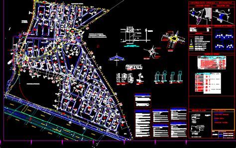 signaling project dwg full project  autocad designs cad