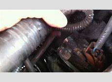 98 Toyota Camry Fuel Injection Service Port YouTube