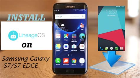 Download And Install Lineageos 14.1 (official) On Samsung