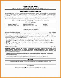 sample resume format for experienced engineers best of With resume format for diploma mechanical engineer experienced