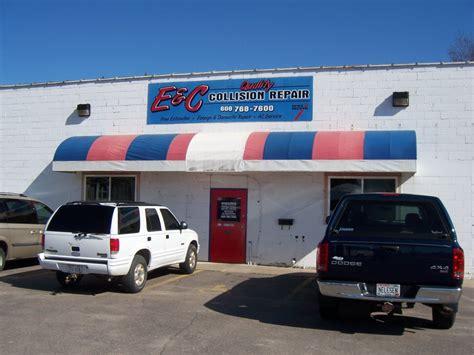 travel bureau car e c quality collision repair shop wisconsin