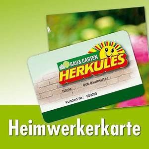 Baumarkt Bad Frankenhausen : heimwerkerkarte herkules bau garten markt ~ Orissabook.com Haus und Dekorationen