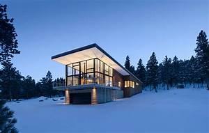 Gy Lighting Lodgepole Retreat Architect Magazine Arch11 Inc