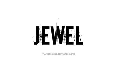 jewel  tattoo designs