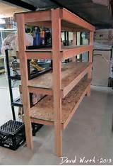 Storage Shelf Plans For Garage
