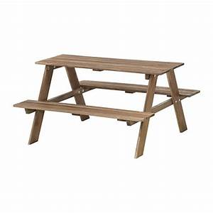 RES Children39s Picnic Table IKEA