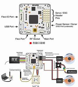 Cc3d Revolution Revo 10dof Best Flight Controller For Fpv