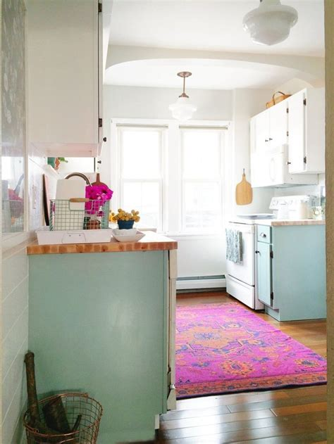 colorful kitchen rugs  runners