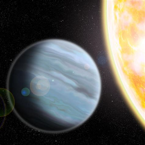 New 'styrofoam' planet provides tools in search for ...