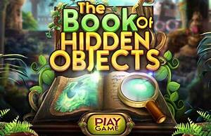The Book Of Hidden Objects At