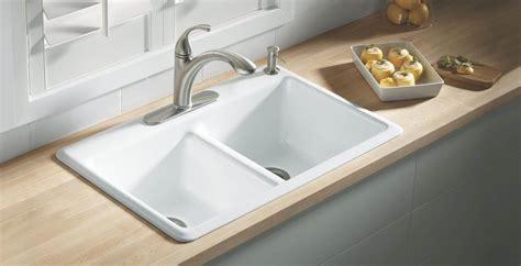 kitchen sink guide cast iron sinks guide the kitchen sink handbook 2733