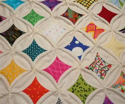 cathedral window quilt cathedral windows quilt squares