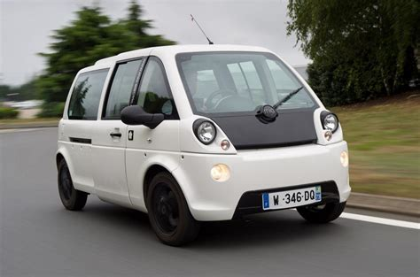 mia electric review  autocar