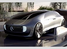 The future, according to MercedesBenz F 015 Luxury in