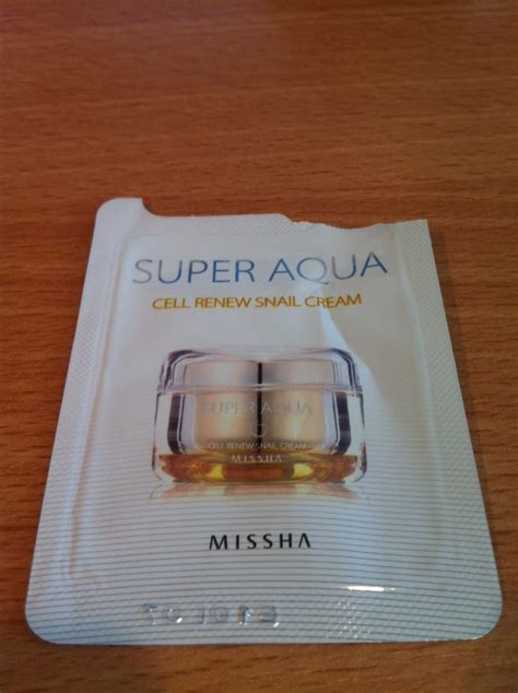 Jual Missha Aqua Cell Renew Snail mad about my skin review missha aqua cell renew