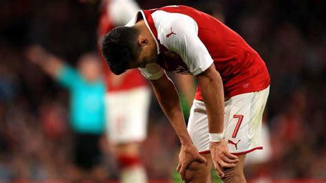 Wenger denies making example of Arsenal forward Sanchez ...