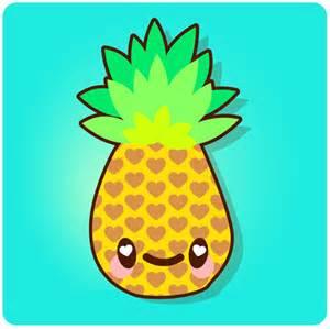 Pineapple Simple Easy Drawings