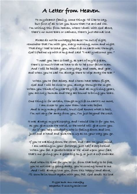 quotes  messages  heaven quotesgram