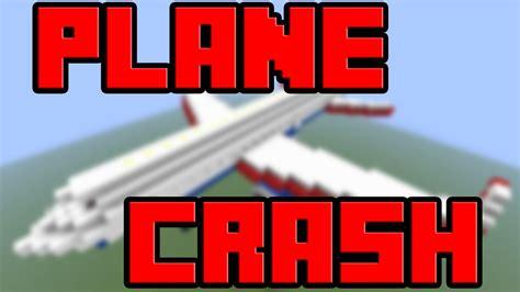 Mcpe Adventure Map Plane Crash Youtube