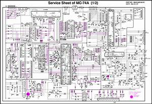 Lg Crt Tv Circuit Diagram Pdf