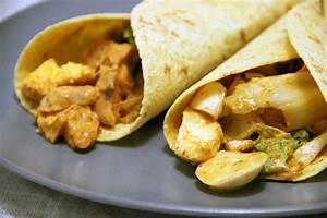 Recette Avec Tortillas Wraps : wraps poulet kimchi not parisienne ~ Melissatoandfro.com Idées de Décoration
