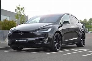 Tesla Modele X : used tesla model x of 2016 10 000 km at 154 950 ~ Melissatoandfro.com Idées de Décoration