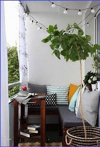 Feuerschale Für Balkon : kleine sitzecke balkon ~ Frokenaadalensverden.com Haus und Dekorationen