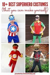 10, Best, Superhero, Costumes, That, You, Can, Make, Yourself